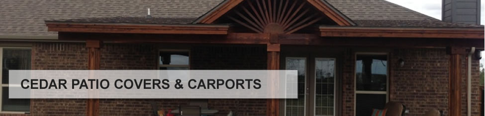Custom Carports in Midlothian | Patio Covers Mansfield | Decorative ...