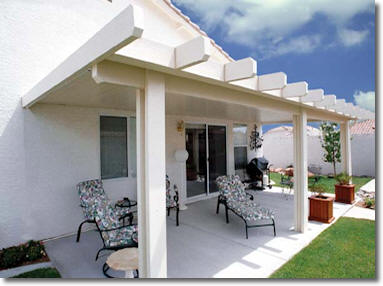ALUMINUM PATIO COVERS U0026 CARPORTS
